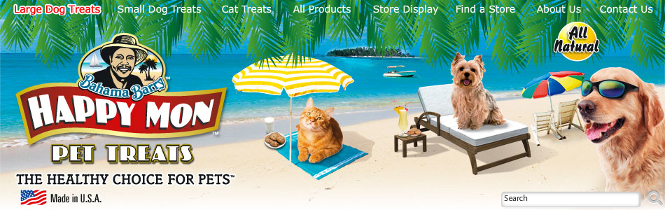 Pet Treats & Pet Supplies
